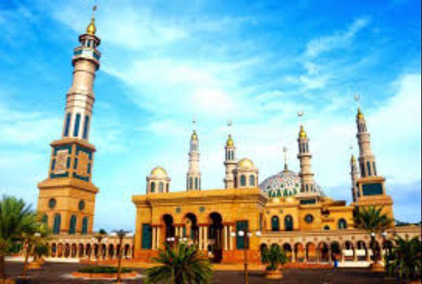 Harga Kubah Masjid Al Barkah di Bekasi