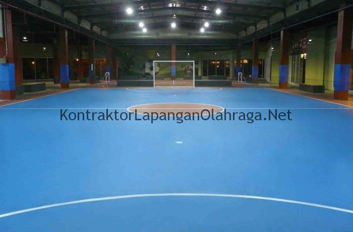 investasi lapangan futsal