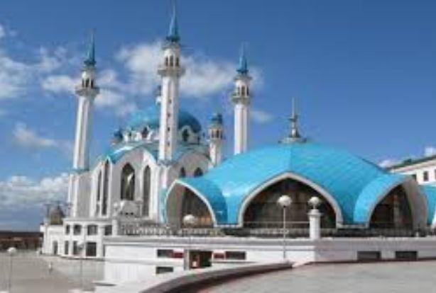 Nota Harga Kubah Masjid Baitul Makmur