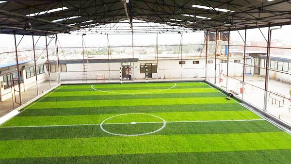 Biaya Pembuatan Lapangan Futsal Sederhana Terbaik Masa Kini