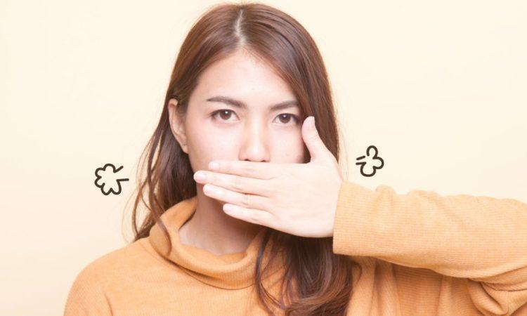ngga ribet, cara menghilangkan bau mulut 2
